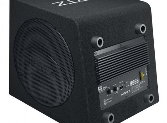 Hertz dieci DBA200.3 超低音箱 (Subwoofer)