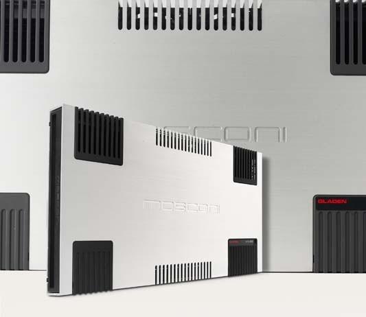 Mosconi Gladen A-Class 放大器評測