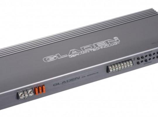 Gladen XL250c4 四聲道AB類放大器