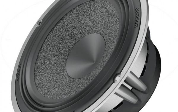 Audison AV 6.5 低音單元