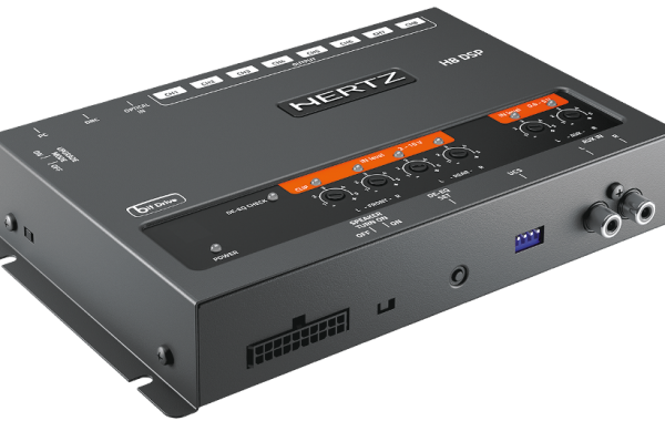 Hertz H8 DSP 數碼分頻處理器