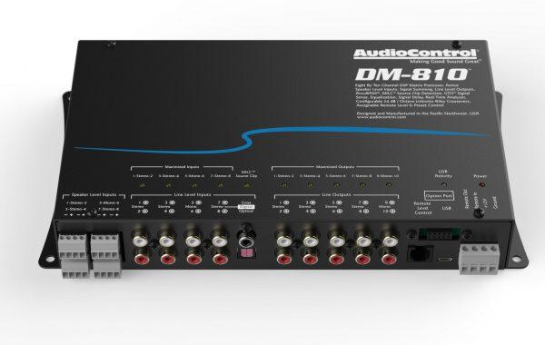 AudioControl DM-810數碼音頻信號處理器(DSP)