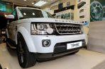 Land Rover 改造更 Hi-End音響