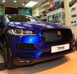 Jaguar SUV F-Pace 進階級音響改裝
