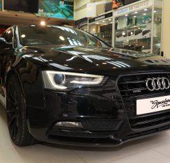 Audi 中級音響改造