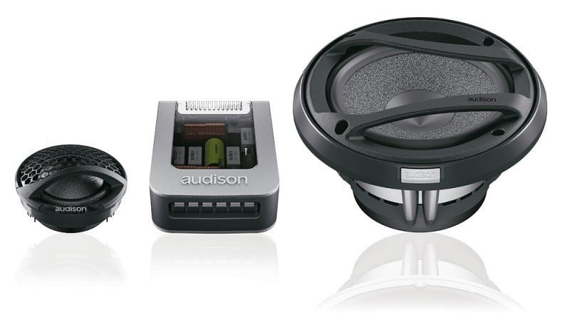Audison AV K6 高級套裝喇叭介紹及評測