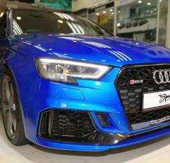 Audi RS3 入門級音響改裝