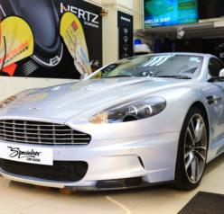 """Aston Martin – """"My name is Bond, James Bond"""""""